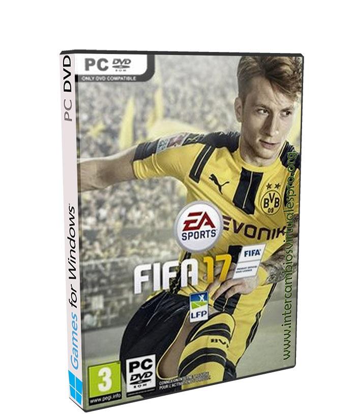 FIFA 17 poster box cover