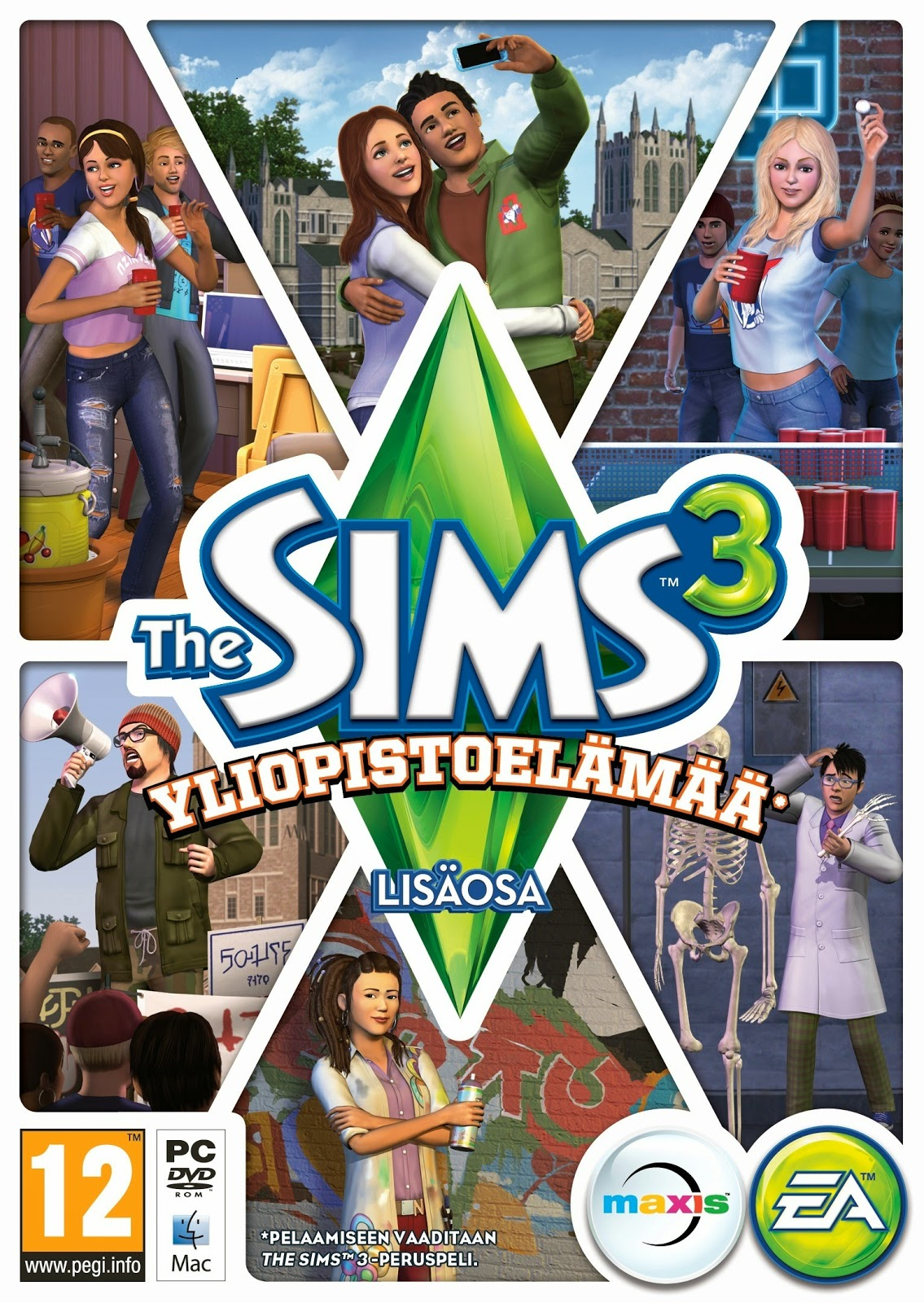 The sims 3: ambitions iphone game free. Download ipa for ipad.