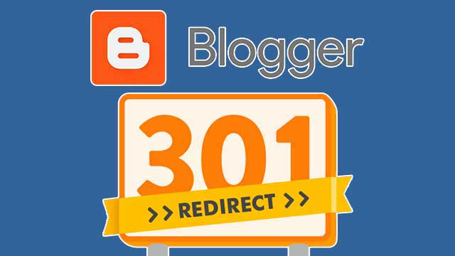 redireccion 301 en blogger