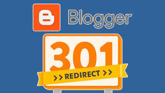 redireccion 301 en blogger
