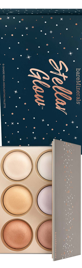 BAREMINERALS® Stellar Glow Mega-Highlighting Palette