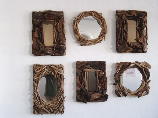 Dishfunctional Designs: Branching Out: Art & Decor From Wood Slices ...