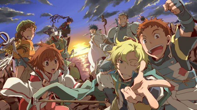 Log Horizon BD Epispde 01-25 BATCH Subtitle Indonesia