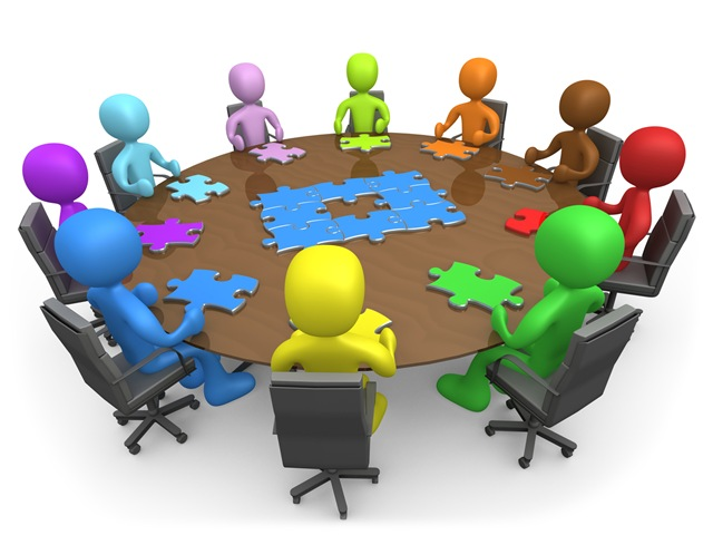Free Animated Meeting Clipart
