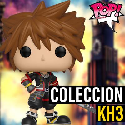 Lista de figuras funko pop de Funko POP Kingdom Hearts 3