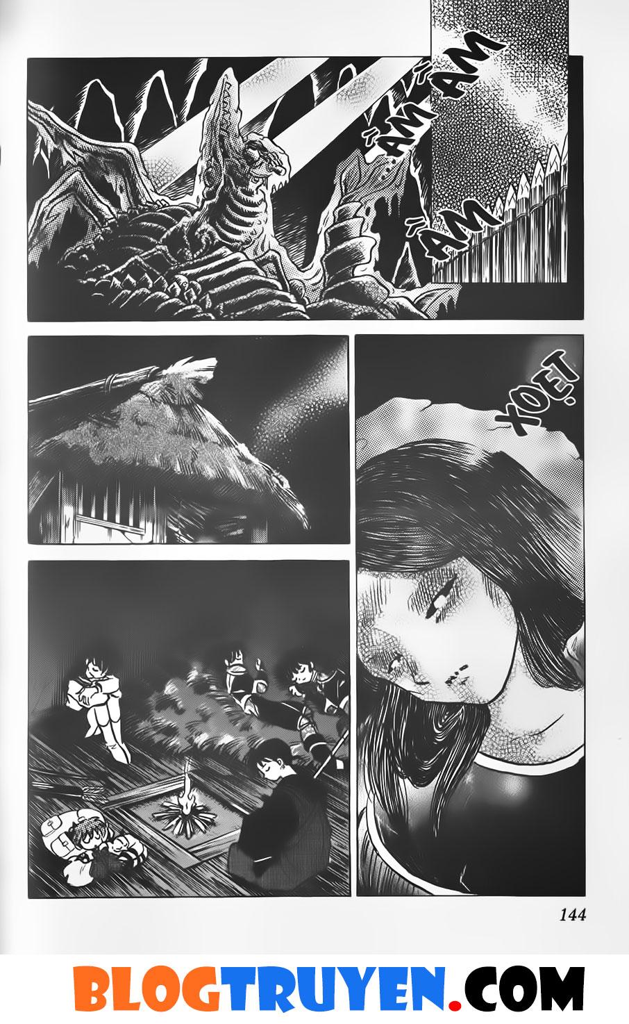 Inuyasha vol 38.8 trang 13