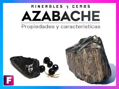 Azabache - Caracteristicas y propiedades