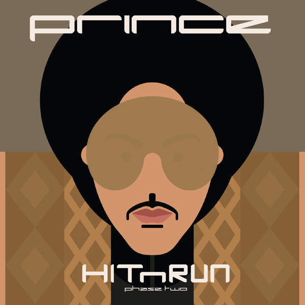 Prince - HITNRUN Phase Two Cover
