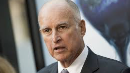 "Outgoing California Gov. Jerry Brown warns that public agencies in California are on a track to ""fiscal oblivion"" if they're barred from adjusting retirement benefits for their employees"