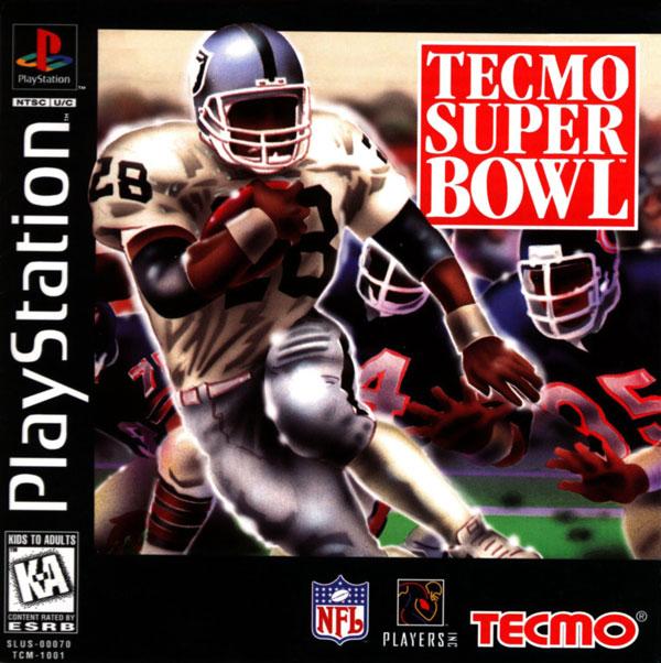 Tecmo Super Bowl - PS1 - ISOs Download