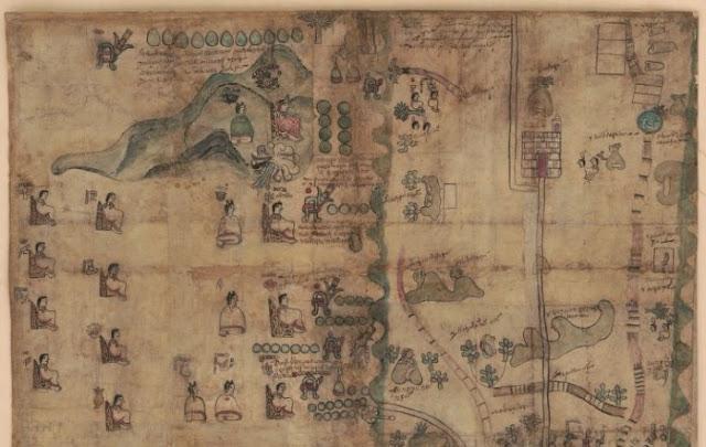 Colonização espanhola no México é retratada em documento raríssimo