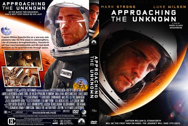Approaching The Unknown – Latino, Inglés