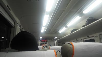 kereta api bima