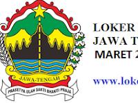 LOKER JAWA TENGAH HARI INI 23 MARET 2017