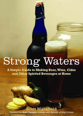 Strong Waters Book Cover