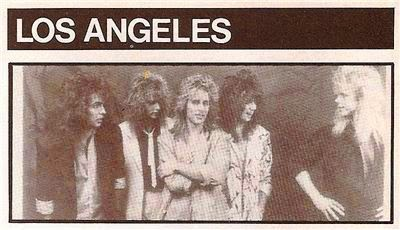 Los Angeles st 1987 aor melodic rock