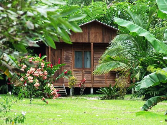 Alojamiento en Parque Nacional Volcán Tenorio, Costa Rica