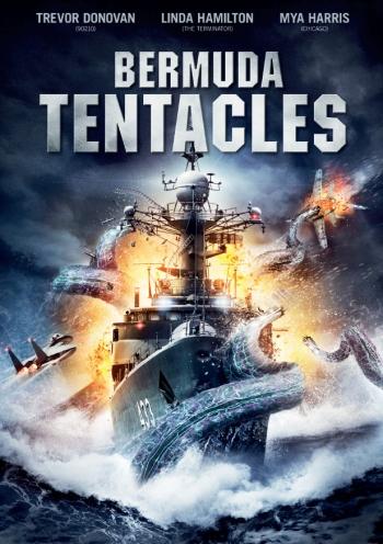 Tentáculos de las Bermudas DVDRip Latino