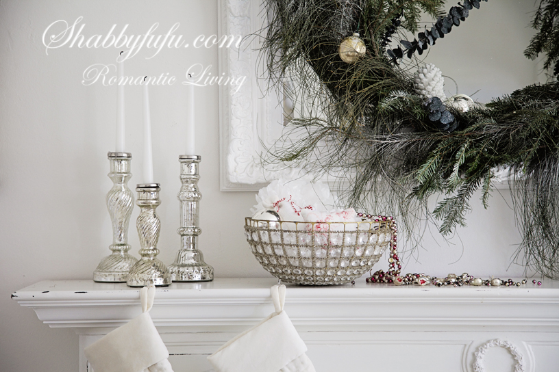 elegant mantel decorating ideas christmas