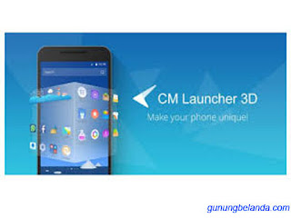 Unduh CM Launcher 3D - Full Tema Wallpaper 2017