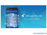 Download Unduh CM Launcher 3D - Full Tema Wallpaper 2019