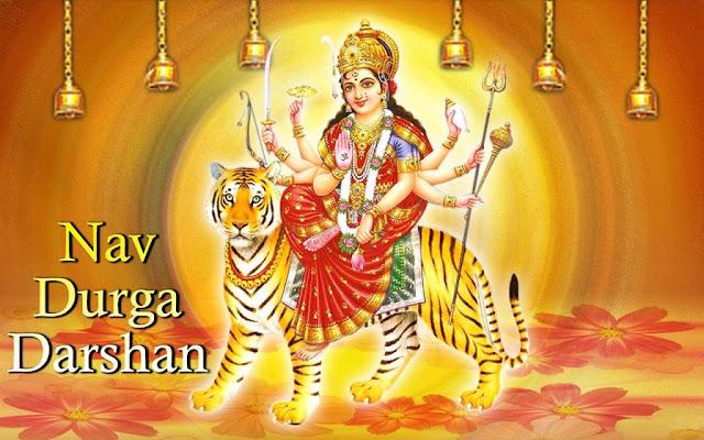 Best Maa Durga Nav Durga Darshan  Wallpaper