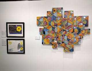 James Webb Space Telescope: Art + Science 2017 Exhibit