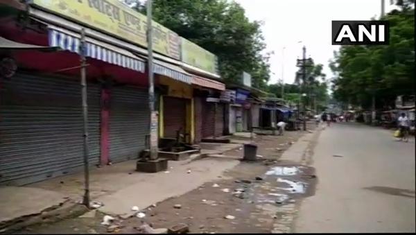 भारत बंद के दौरान आरा में हिंसक हुआ प्रदर्शन, पुलिस ने की फायरिंग