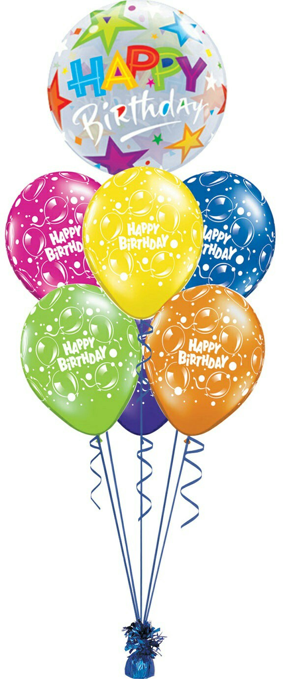Happy Birthday wishes Wallpaper Balloon