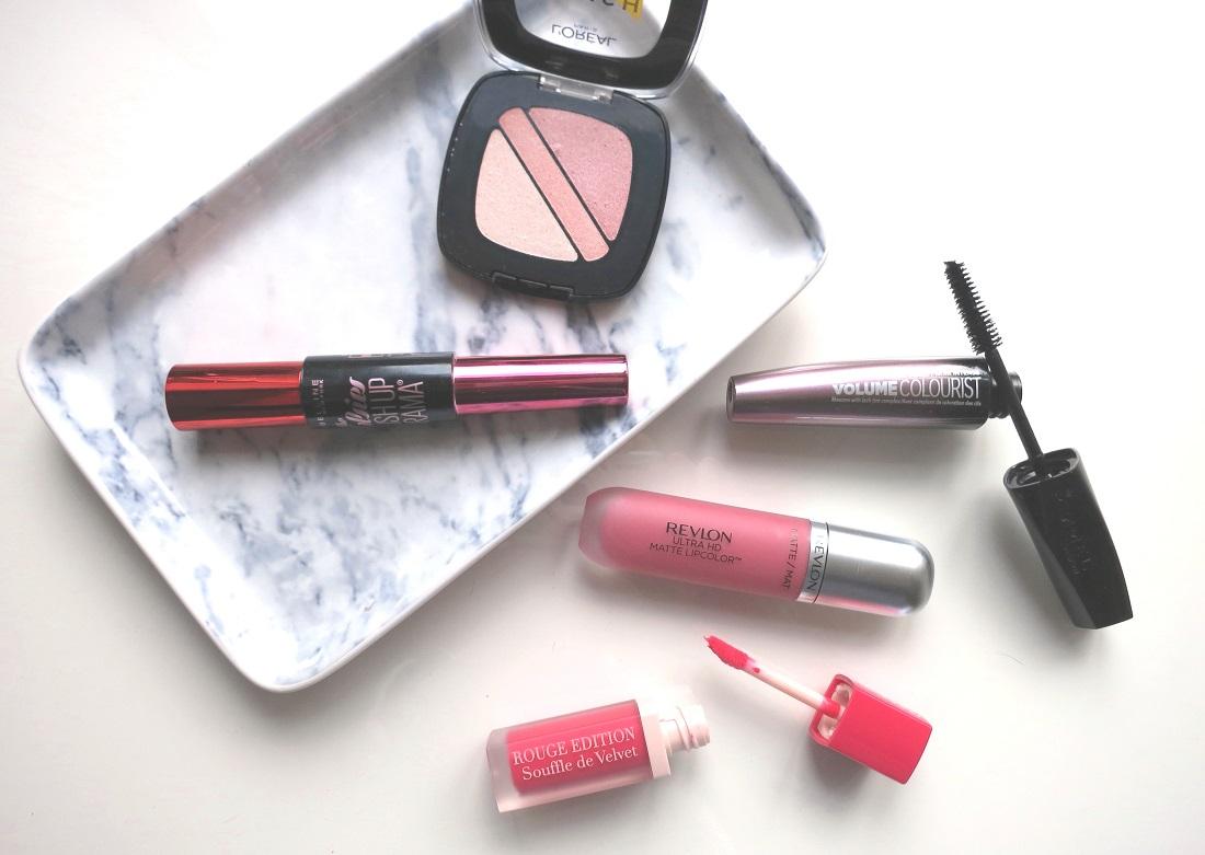 New In The Drugstore Rimmel Maybelline L'Oréal Bourjois Revlon