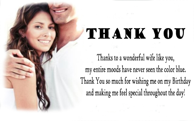 Thank you messages for birthday wishes to wife thank you thank you messages for birthday wishes to wife m4hsunfo