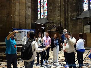 guia brasileira milao duomo interior - Guia de turismo em Milão