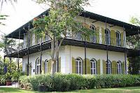Hemingway´s house, Key West