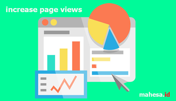 increase pageviews