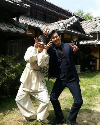 Sinopsis Drama dan Film Korea: Bridal Mask episode 27