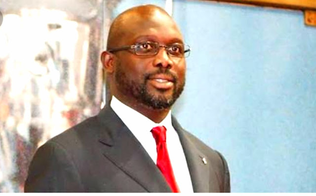 2018 And A Success Lesson From George Oppong Weah