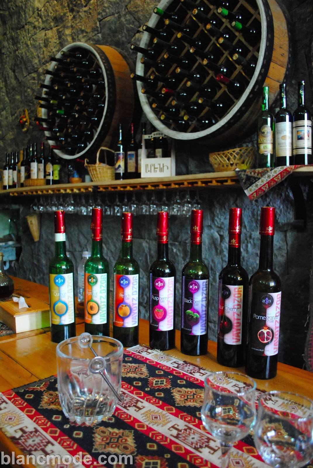 areni winery wine tasting