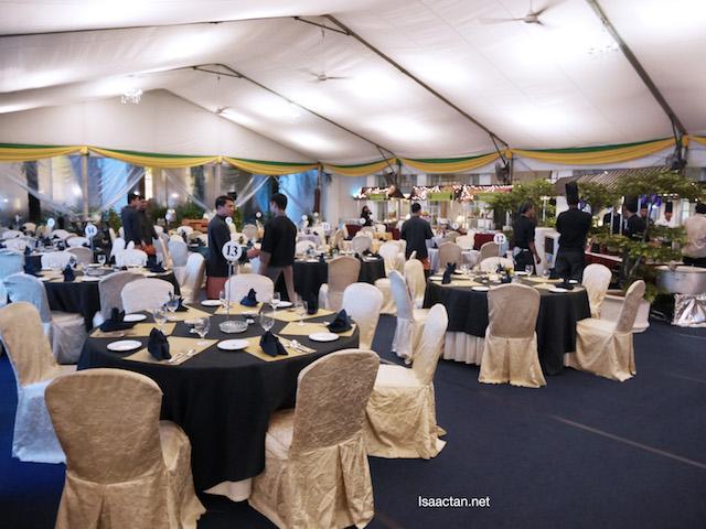 Nice ambiance at Citarasa Ramadan Buffet @ Hotel Istana Kuala Lumpur