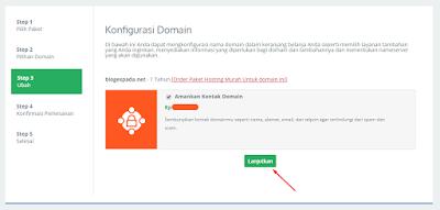 Cara Membeli Domain TLD di IDwebhost Lengkap 25