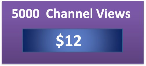 5000 twitch channel views, buy twitch followers cheap