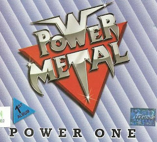 Download Kumpulan Lagu Mp3 Power Metal Full Album Power One Lengkap