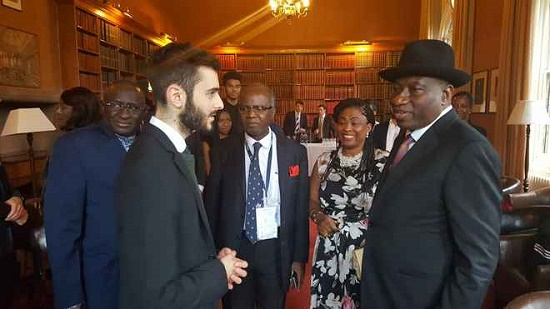 How We Fought Corruption Without Making Noise; Nigeria's Economy Grew To The World's Third Largest - Jonathan