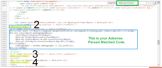 Adsense Matched Content Unit earning