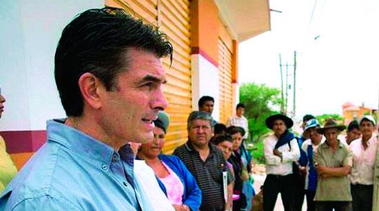 Alcalde de Tarija y allegados se rebajan 10% del salario