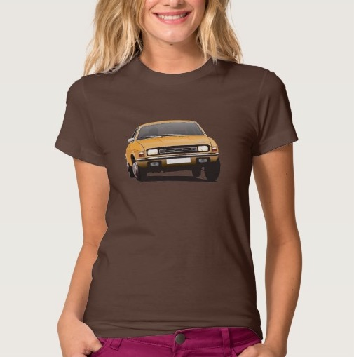 Austin Allegro woman shirt
