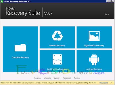 7-Data Recovery Suite v3.7 Enterprise Full Version