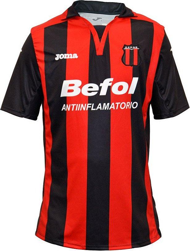 9037a1c694 Joma divulga novas camisas do Defensores de Belgrano - Show de Camisas