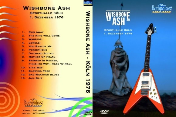 deer5001rockconcert wishbone ash cologne germany 1976. Black Bedroom Furniture Sets. Home Design Ideas