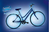 Logo Concorso ''In Bici con Baci'' e vinci 10 Biciclette personalizzate Baci Perugina