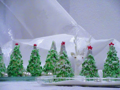 Slatke jelkice / Sweet christmas trees